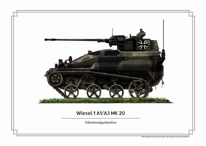 Wiesel 1A3 Mk20 - dbo design