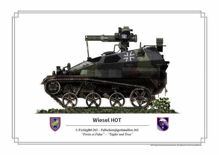 Wiesel HOT - dbo design