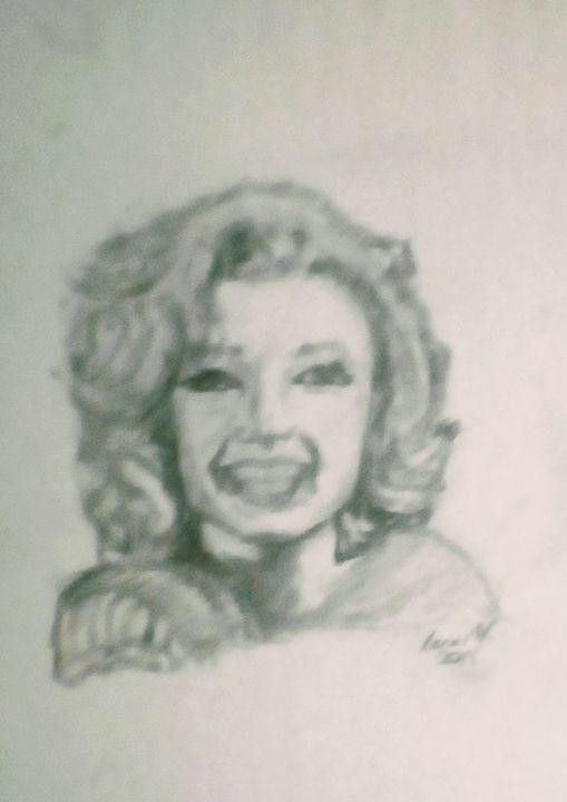 Marilyn m - lanaxartx