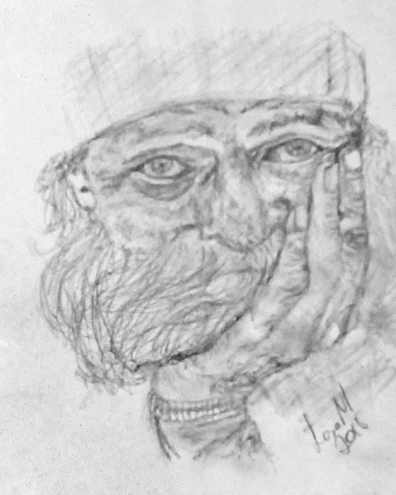 Old man - lanaxartx