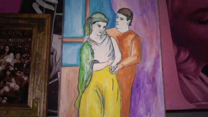 The Lovers - Elaine Greblowski