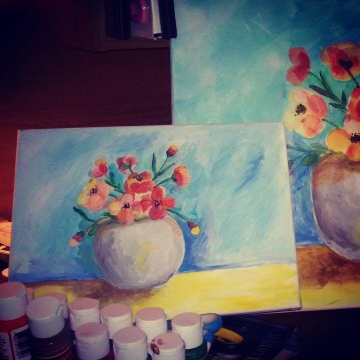 Flowers - Elaine Greblowski