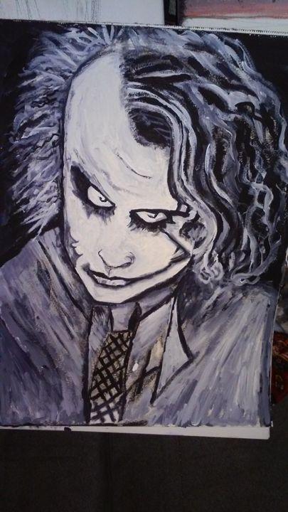 The joker - Elaine Greblowski