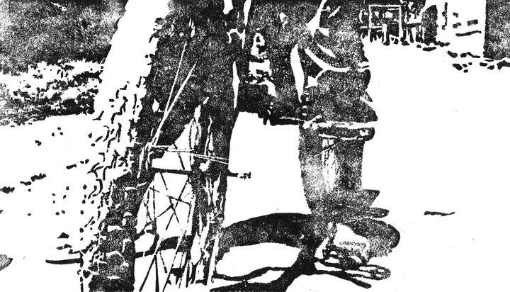 Boy On Bike - TNN