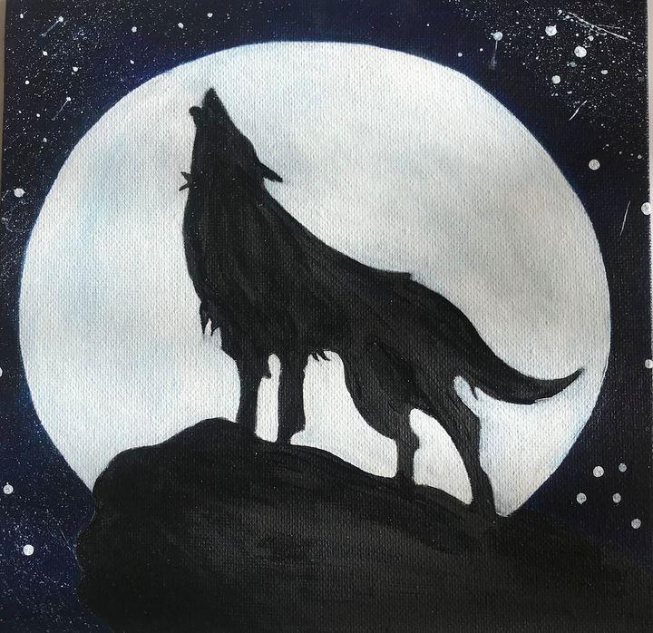 Howling in the Night - ARIRAT ARTS