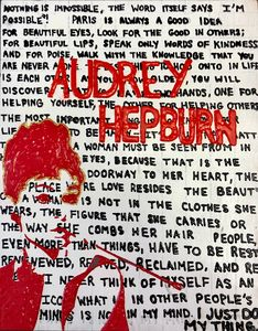 Audrey's Words