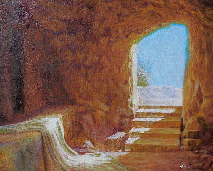 La tombe du Christ - Vog