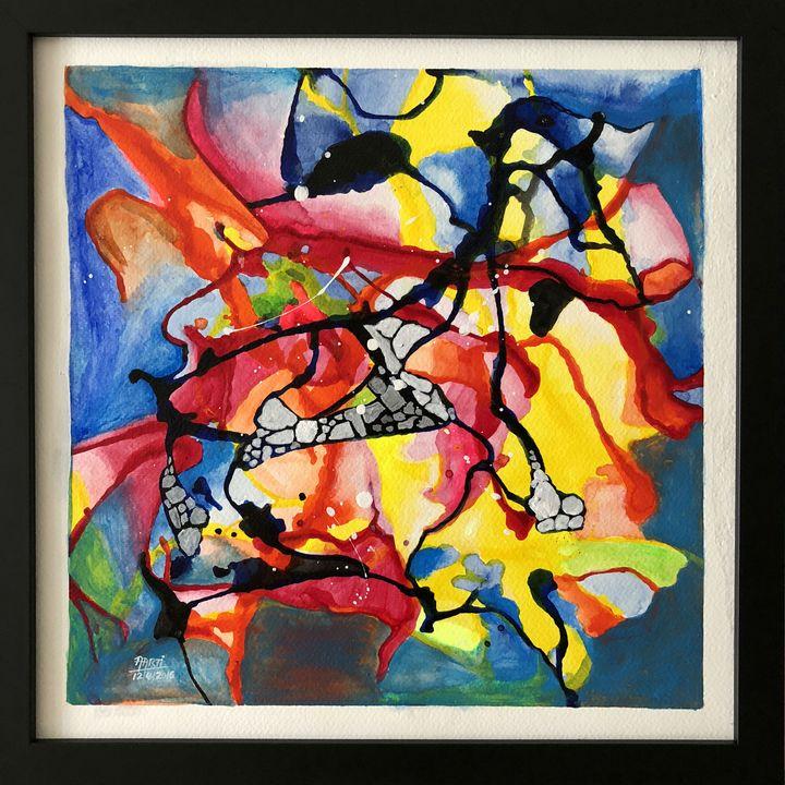 Mosaic 3 - Aarti Bartake