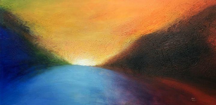 Vivid Horizon - Aarti Bartake