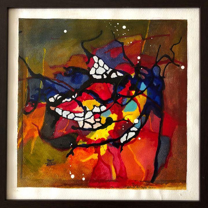 Mosaic 2 - Aarti Bartake