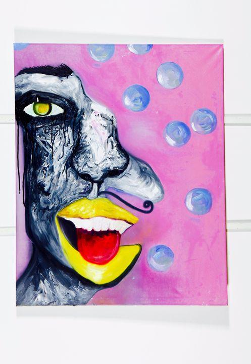 An atom in a body - Bianca Pirlog Gallery