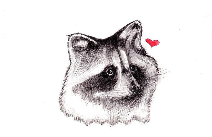 Raccoon - Ishkaart