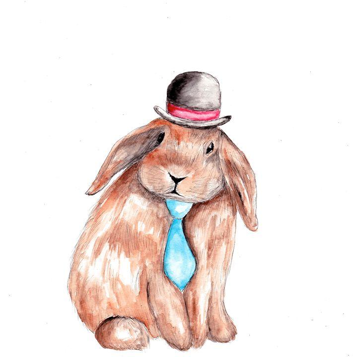 Tophat Bunny - Ishkaart