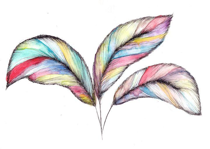 Feathers - Ishkaart