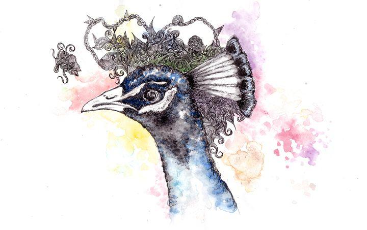 Peacock - Ishkaart