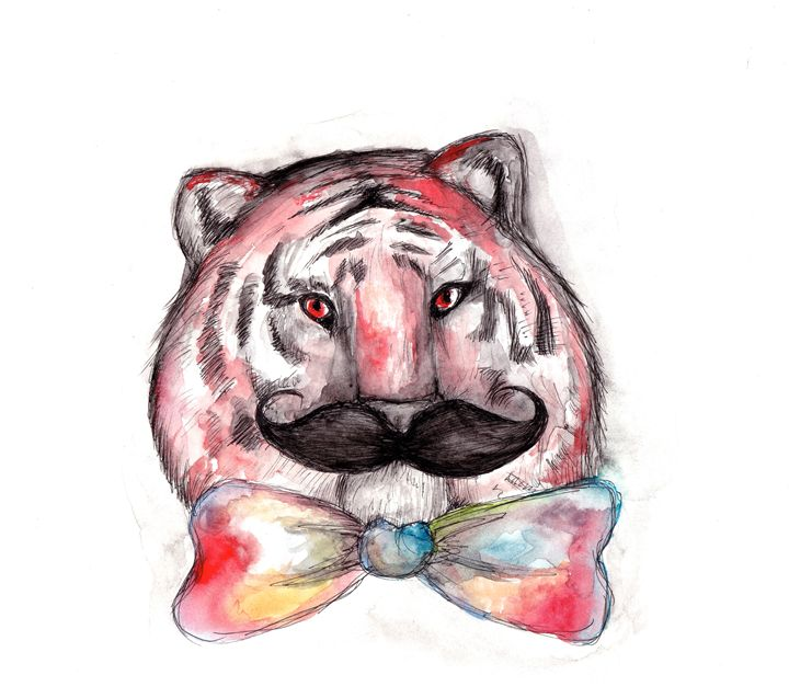 Tiger - Ishkaart
