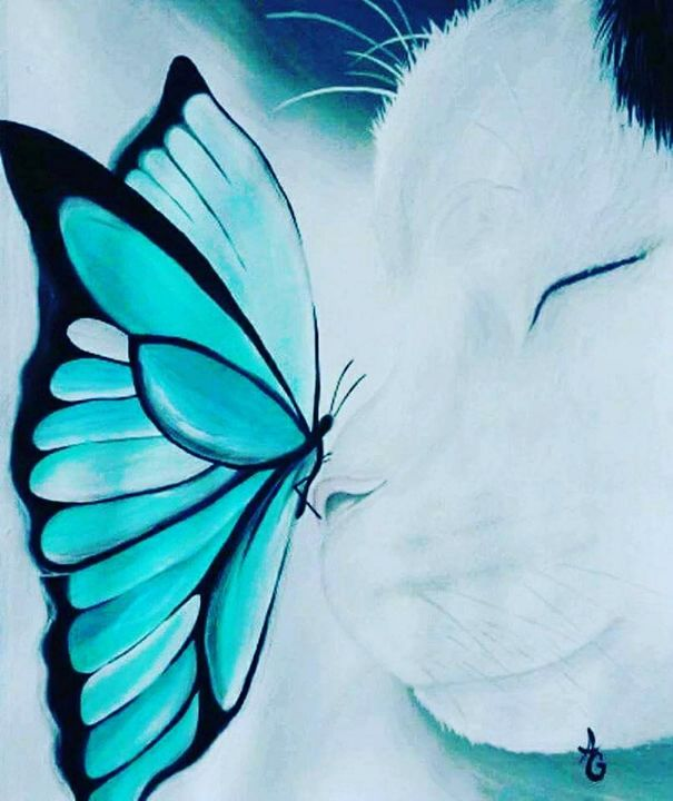 Butterfly Kisses - Purposed4Him