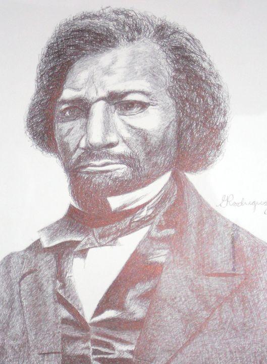 Frederick Douglas - www.Artpal.com/alphacortius