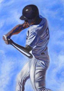 Kingsmen baseball player # 2 - www.Artpal.com/alphacortius