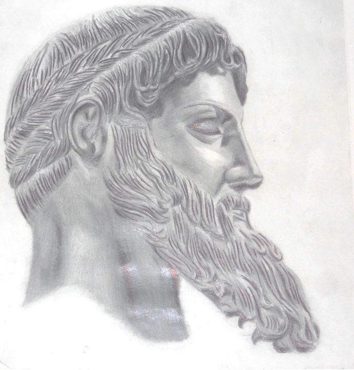 Poseidon - www.Artpal.com/alphacortius