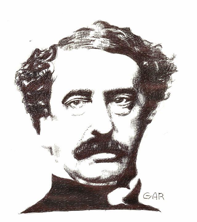 General Abner Doubleday - www.Artpal.com/alphacortius