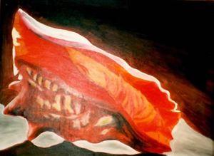Conch Shell # 2 - www.Artpal.com/alphacortius
