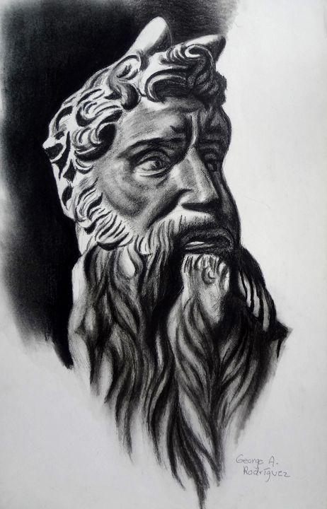 MOSES # 2 - www.Artpal.com/alphacortius