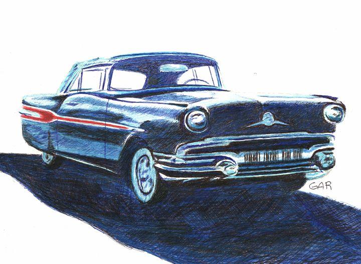Classic Pontiac - www.Artpal.com/alphacortius