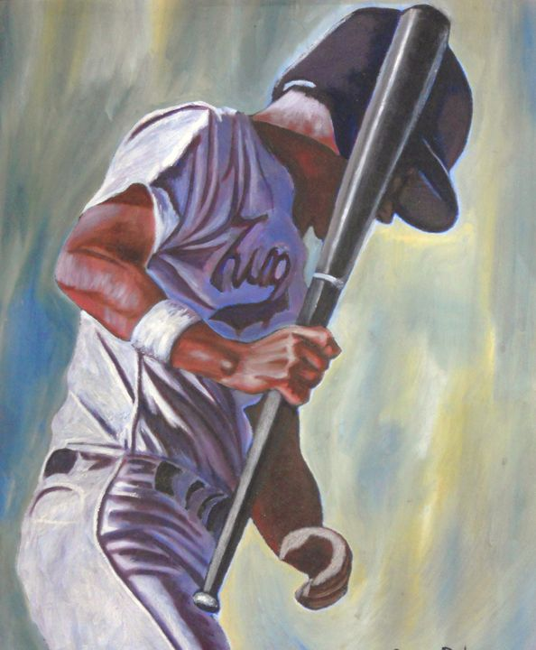 Kingsmen Baseball Player # 1 - www.Artpal.com/alphacortius