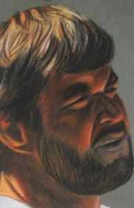 Bearded Man - www.Artpal.com/alphacortius