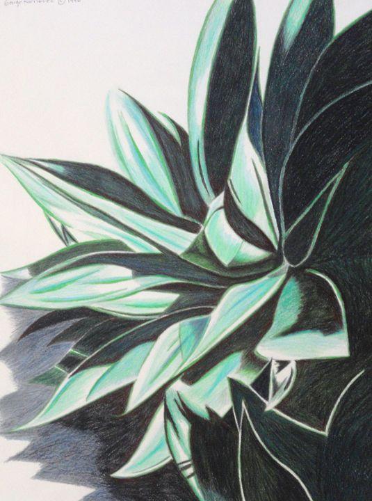 Agave Attenuata # 1 - www.Artpal.com/alphacortius