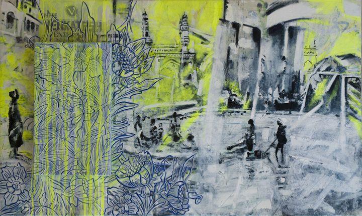 toil0626citystrata - Through Layers of Memory