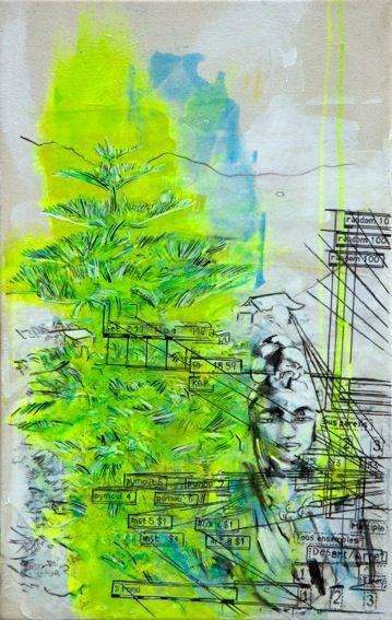 toil0650goddesstree - Through Layers of Memory