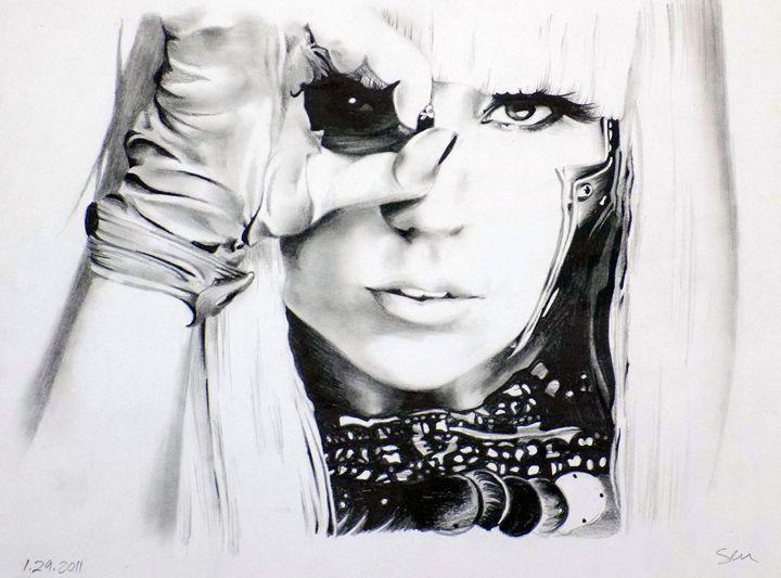 Lady Gaga - Sarahtonin