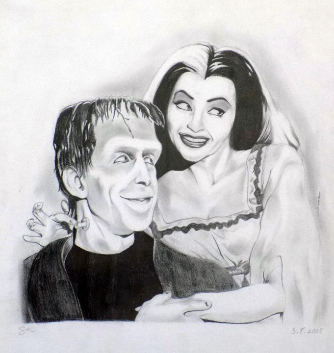 The Munsters - Sarahtonin