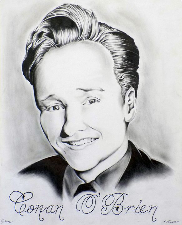 Conan O Brien - Sarahtonin