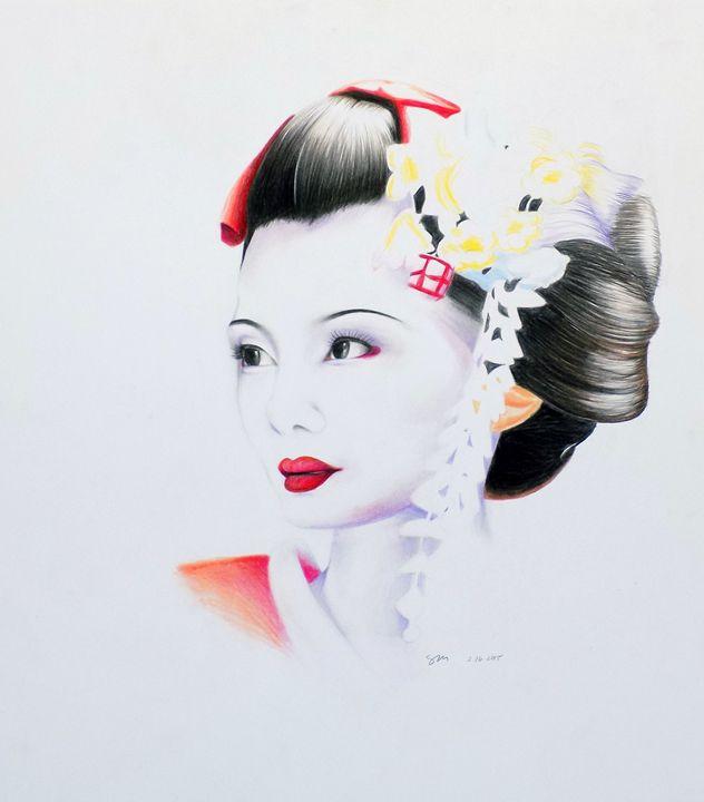 Geisha - Sarahtonin