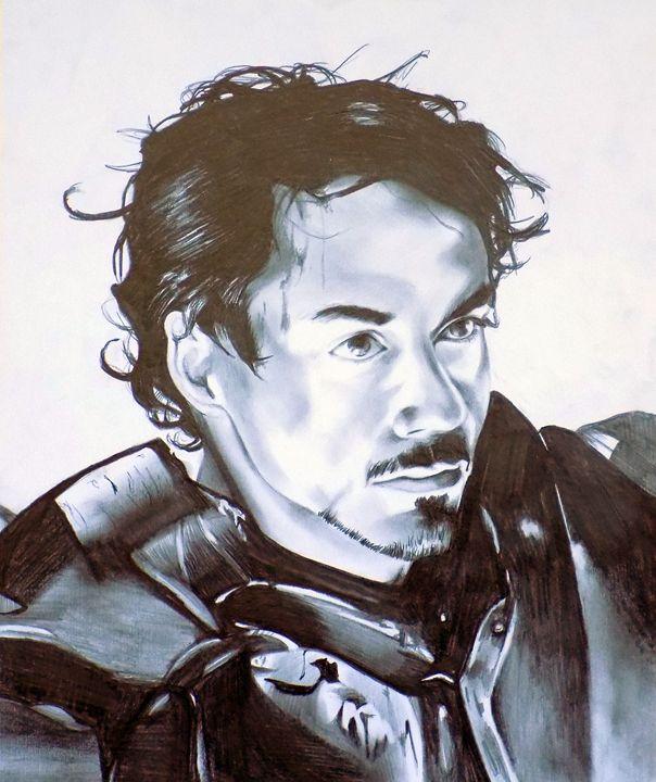 Iron Man - Sarahtonin