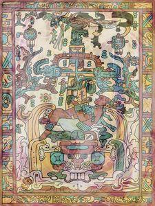 King Pakal the ancient astronaut