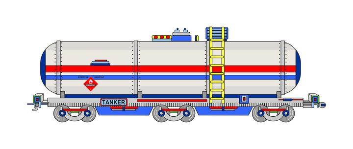 Tanker - Toz