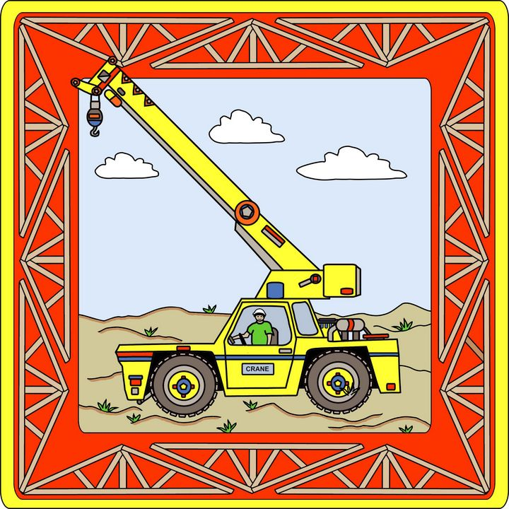 Crane - Toz