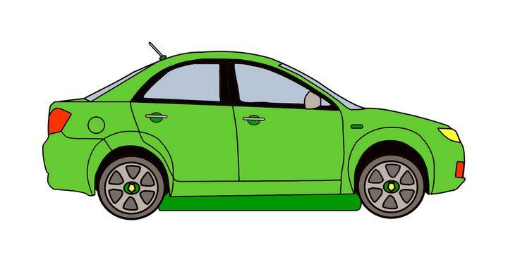 Sedan - Toz