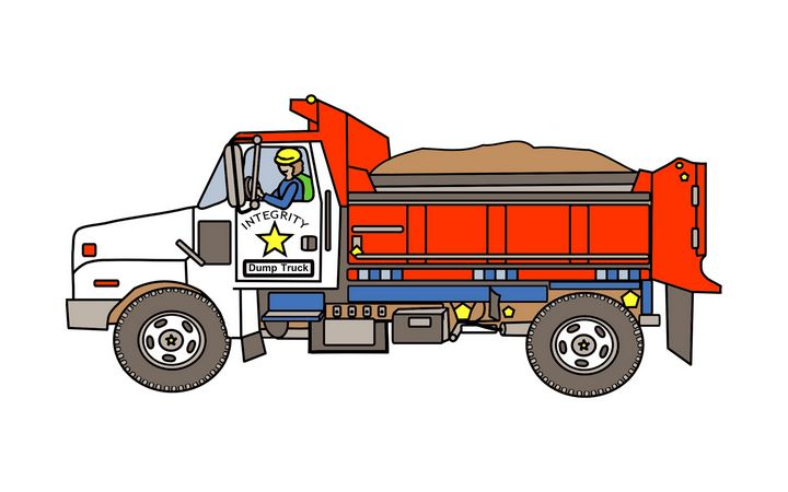Dump Truck - Toz