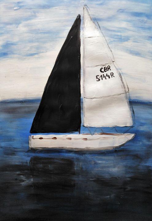 Boat - Edyta Michalec