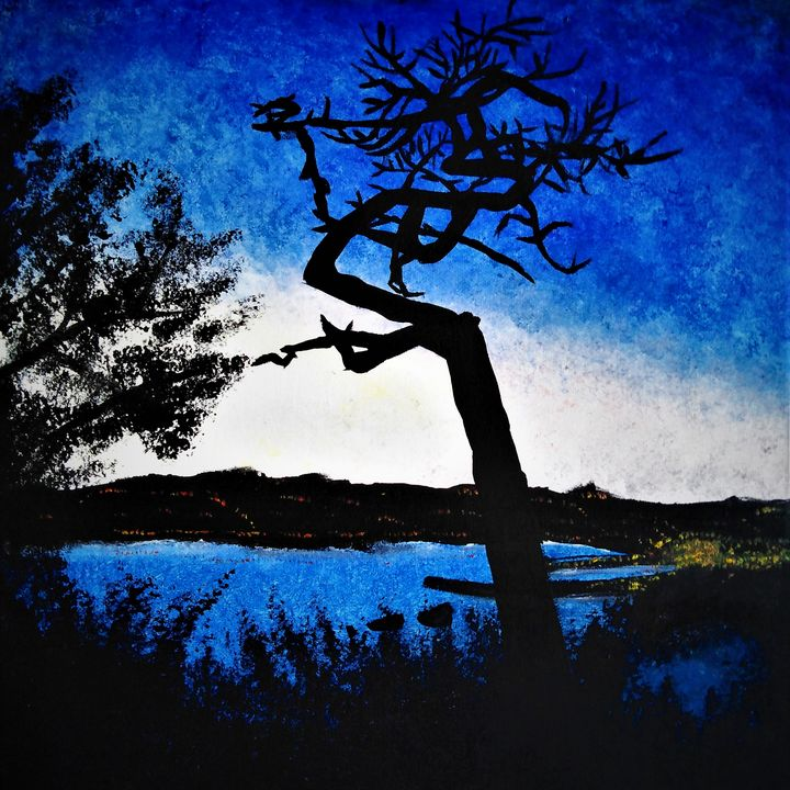 Night walk - Edyta Michalec