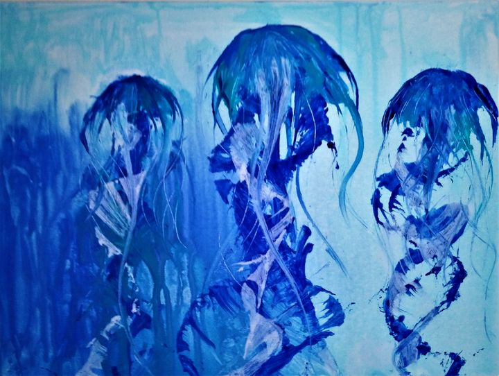 Jellyfish - Edyta Michalec