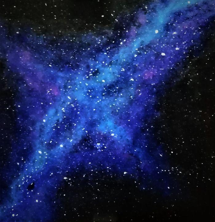 Galaxy - Edyta Michalec