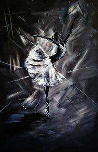 Dance through dust