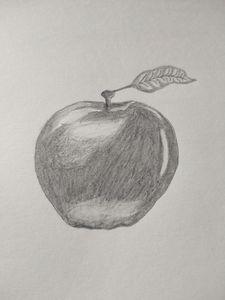 Sweet Black Apple
