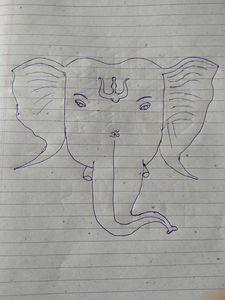 Ganesha 1  - भगवान गणेश जी